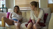 6383 Sisters suck brother with mother's help preview