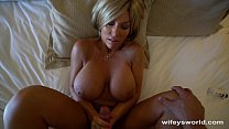 Wifey Gets Tits Creamed In Vegas preview image