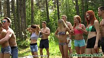 College Orgytee ns Anal Outdoor Cumfest Party  Cumfest Party