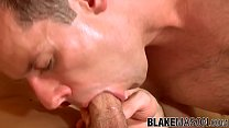 Adorable twink takes English cock for sucking and fucking
