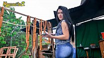 MAMACITAZ - Amateur Vlogger Pick Up Latina From...