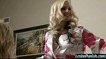 Mean Lesbo (alena & kennedy) Punishing Cute Lovely Girl mov-04