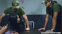Latina immigrant pussyfucked by border patrol pornhub video