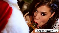 London is such a naughty girl