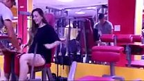 Would You Spot Her- Gym Prank image