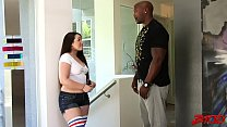 Lola Foxx Is A  Dirty Little Tease Of A Babysi ase Of A Babysitter She Needs To Be Fucked