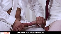 MissionaryBoyz - Religious Hunk Confesses His Desires For Hard Cock