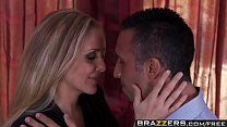 Brazzers - Real Wife Stories - Baby Cum On Me scene starring Courtney Cummz Julia Ann and Keiran Lee