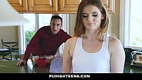 PunishTeens - Evangelical Uncle trains His misbehaved niece (Stacey Leann)