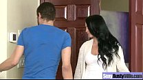 Busty Wife (farrah dahl) In Sex Scene On Camera mov-18