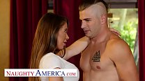 Naughty America - Bianca Burke teaches acting and fucking lessons Preview