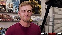 Adopted brothers bareback anal fuck