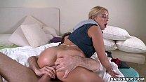 freeprn - sexy blonde gets anal thumbnail