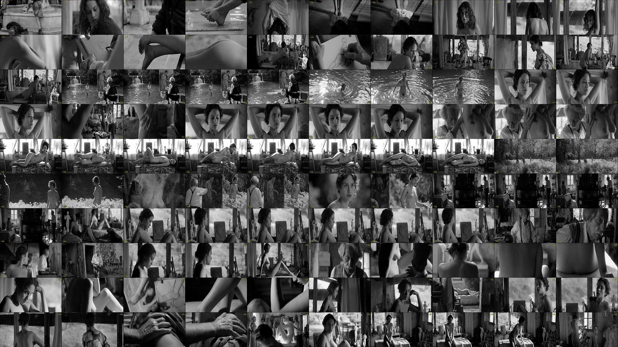 Aida Folch Tetas aida folch - el artista y la modelo (2012) - xvideos