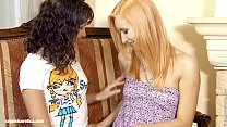 Fireside Tryst - by Sapphic Erotica lesbian sex with Minerva Liona