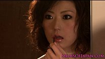 Closeup Asian Housewife Fucked By Her Partner
