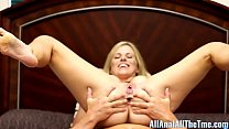 Blonde Milf Cory Chase Takes It Up The Ass for All Anal! thumbnail