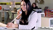 Big Tits Girl (audrey bitoni) Get Seduced And Banged In Office movie-06