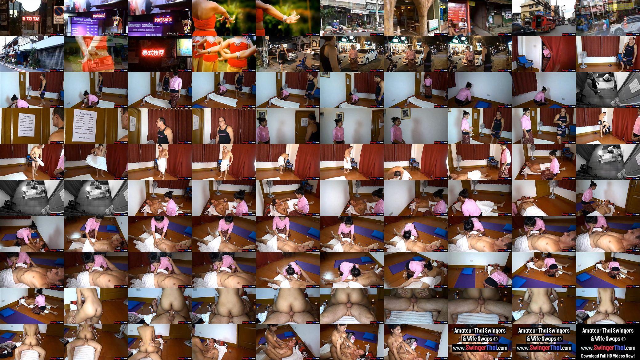 Asian Massage Secret Camera
