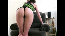 Amazing ass dance