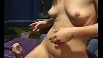Needy ass mother i'd like to fuck with biggest tits smothering porn with her man's Thumb