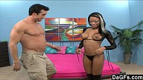 Download video bokep His big dick barely fits her tight black 3gp terbaru