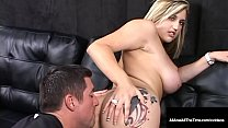 Anal Gaped Dayna Vendetta Gets Tiny Butthole To