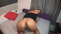 New naughty playing one until enjoy draining!