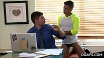 Armond Rizzo gets fucked in a jockstrap