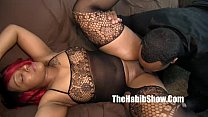 jovan jordan and thickred pussy banged and nutted freak sex preview image