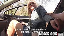 Mofos - Stranded Teens - Vinna Reed - Pretty Blonde Takes Dick Image