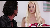 Dad Caught And Fucked His Horny Teen Daughter Elsa Jean