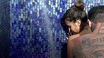 Star Wars Whores ~ Ádám & Melani shower sex part 3 Éden Hotel thumbnail