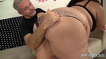 Sexy and horny plumper Juicy Jazmynne hardcore sex preview image