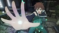 Konosuba capítulo 4 Anime