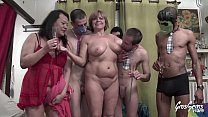 Eva gets fucked on the chain for her birthday at Pataye