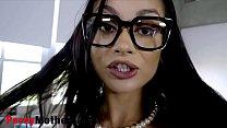 Cassandra porn ‣ Eating Stepson's Jizz thumbnail
