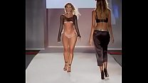 Hot bodies on the catwalk