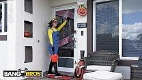 BANGBROS - Where's Bruno's Dick? Inside A Pumpkin, Waiting For Evelin Stone