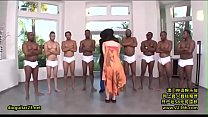 Saryu Usui black gangbang