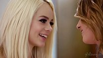 Elsa Jean catches her girlfriend spying on their roommate