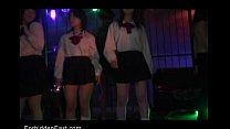 Uncensored Japanese Erotic Fetish Sex -  Les Rave 2 (Pt 1)