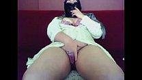 Curvy Arab Hijab MILF plays with pussy on cam - See more at EliteArabCams.com صورة