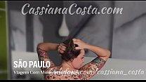 São Paulo - Viagem com Muito Sexo Gostoso - Acessem meu instagram - https://www.instagram.com/cassianacostaoficialx/ e https://onlyfans.com/cassianacosta
