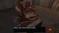 Hentai 3d game femdom Dominant island