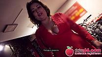 Housewife MILF Liz de Lane ◄ picked up at super...