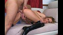 Holly Wellin kinky boot sex