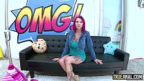 TRUE ANAL Anna Bell Peaks anal gaping adventures thumbnail