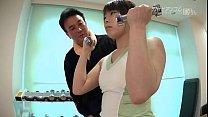 korean porn video - Stop The Time At Gym thumbnail
