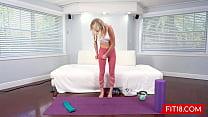 Fit18 - Braylin Bailey - Skinny Amateur Fitness...